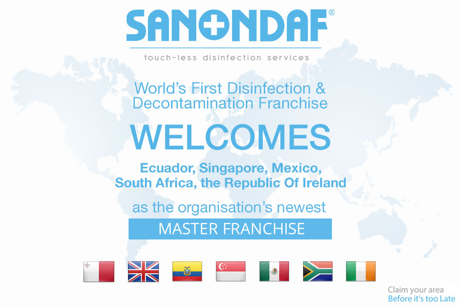 Sanondaf Continues To Grow Around The World!